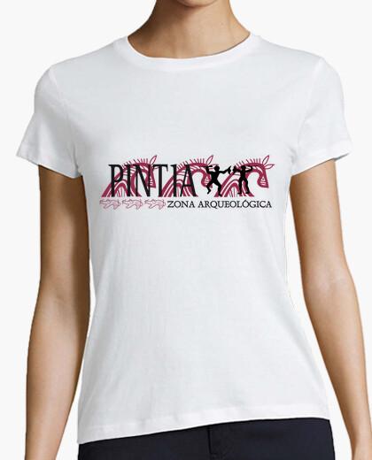 Camiseta Pintia n.º 3, para fondo claro