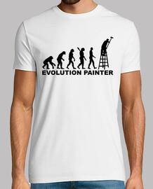 pintor evolución