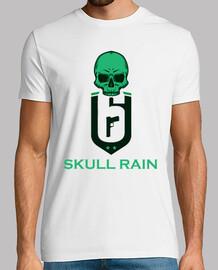 pioggia del cranio