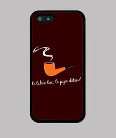 Pipe - iphone case