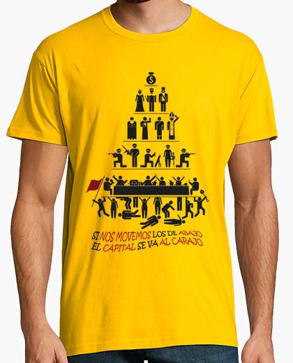 Camiseta Pirámide Capitalista