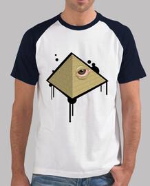 Pirámide graffiti