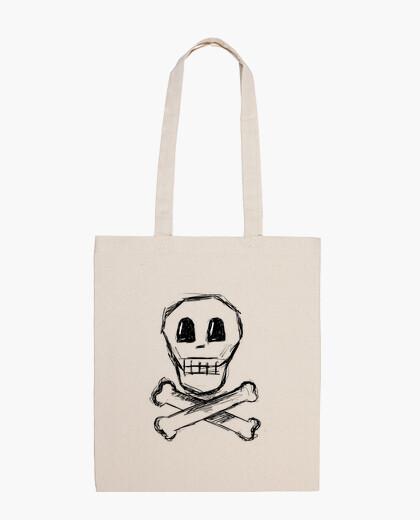 Pirata. Bolsa tela 100% algodón