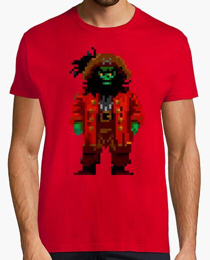 Camiseta Pirata LeChuck