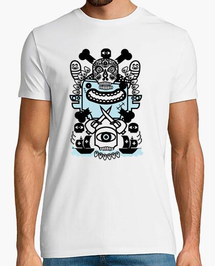 Camiseta Pirata Mexicano