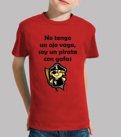 Pirata niño