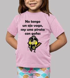 pirata ragazza