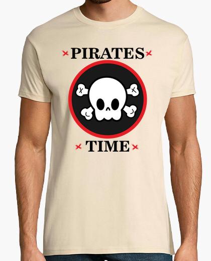 Camiseta Piratas