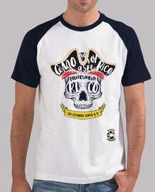 Piratas Camiseta Hombre