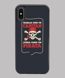 Piratas de Donatia Carcasa iPhone