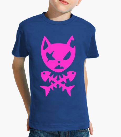 Vêtements enfant pirate chat