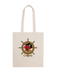 pirate cupcake bag