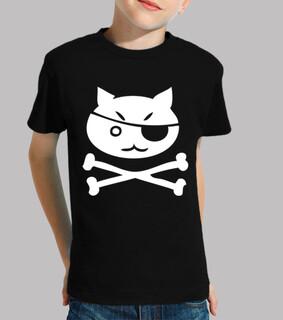 Pirate kitty