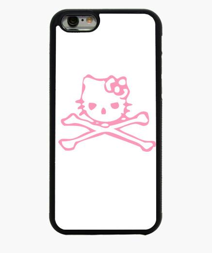 Funda iPhone 6 / 6S Pirate Kitty 2