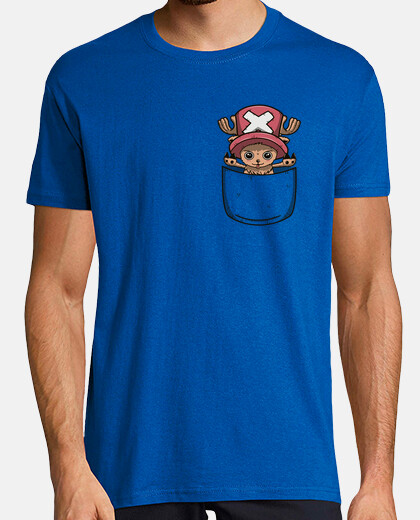 pirate medical pocket - man t-shirt