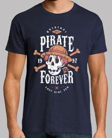 Pirate recherché pour toujours