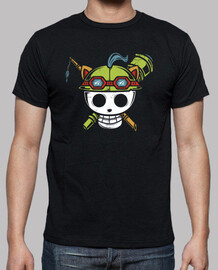 pirate scout - man t-shirt