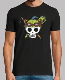 pirate scout - shirt man