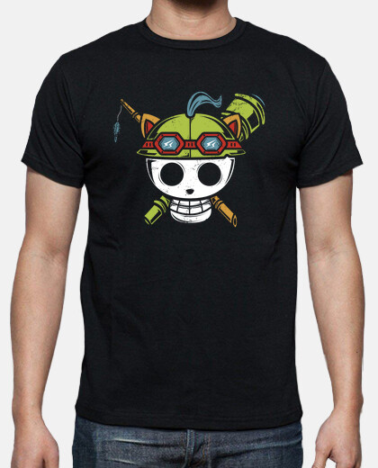 pirate scout - shirt man
