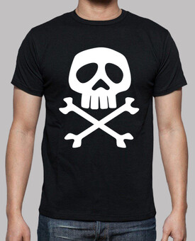 pirate skull (captain harlock)