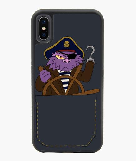 Pirate titotroll case iphone x xs iphone x / xs case
