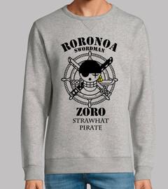 Piraten Hunter Logo Roronoa Zoro