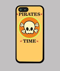 pirates temps
