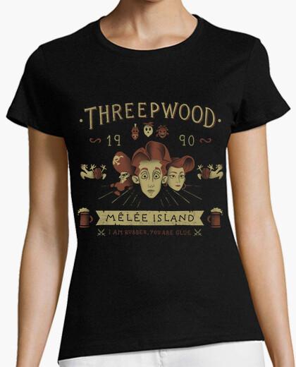 Camiseta Pirates Time
