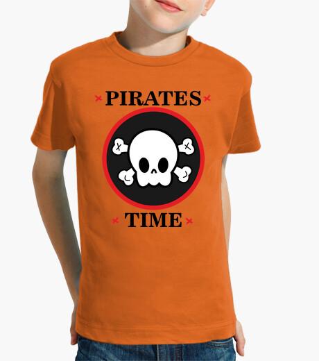 Abbigliamento bambino pirati