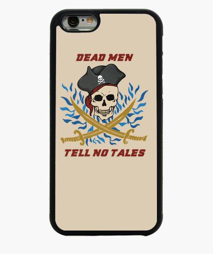 Cover iPhone 6 / 6S pirati uomini morti non parlano