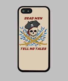 pirati uomini morti non parlano