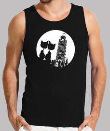 pisa-2 chats d' love lune