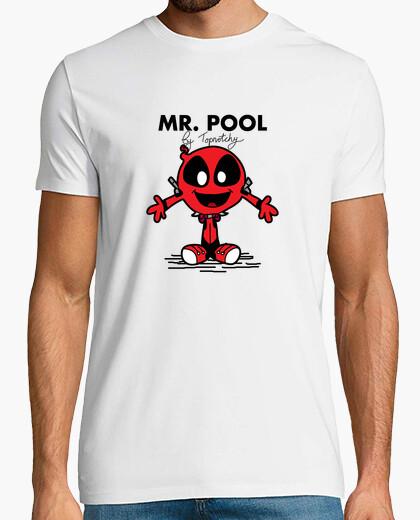 Tee-shirt piscine mr