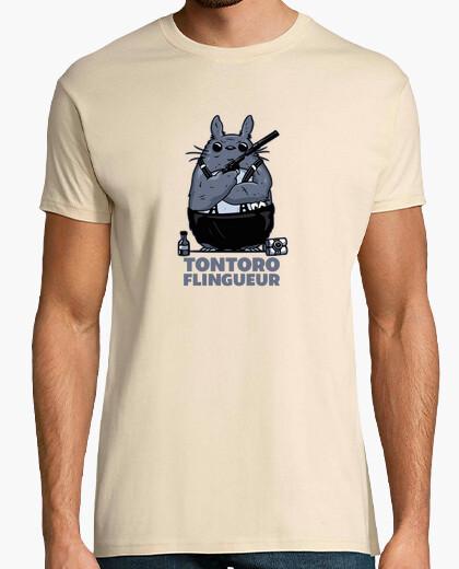 Camiseta pistolero tontoro