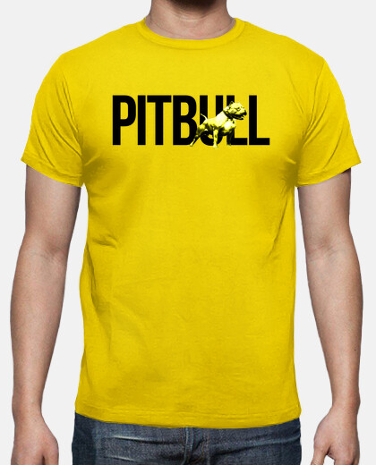 PITBULL AMARILLO