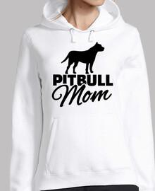 pitbull maman
