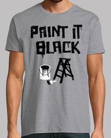 pittura di nero