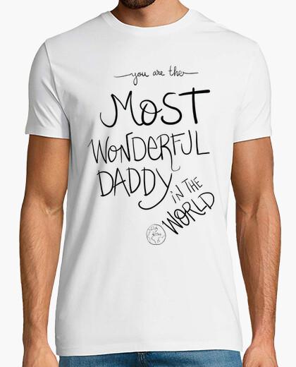 T-shirt più meraviglioso daddy