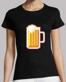 pixel de la bière