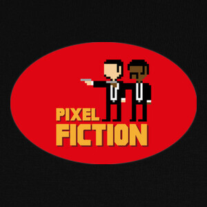 Camisetas Pixel fiction