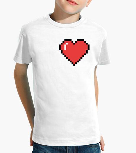 Ropa infantil Pixel Heart
