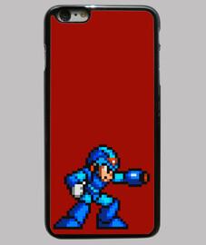 pixel megaman