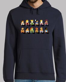 Pixel Street Fighter
