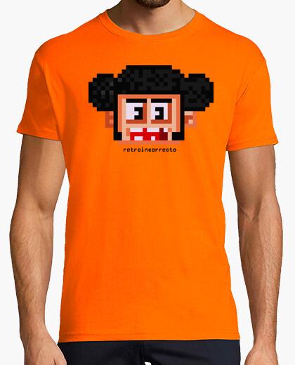 Camiseta Pixel Torero Retroincorrecto