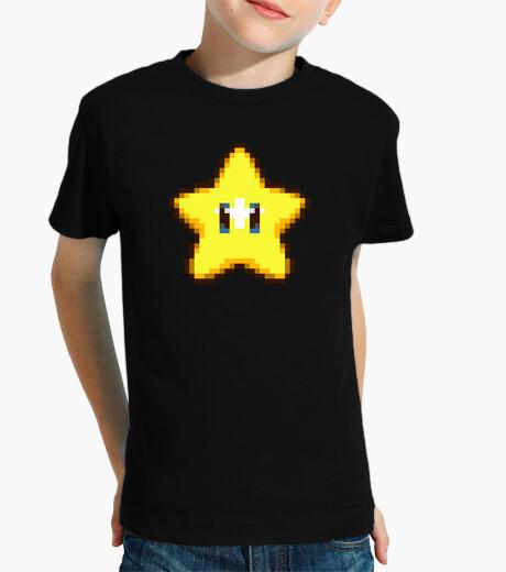 Ropa infantil Pixel YellowStar (NIÑOS)