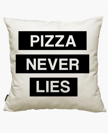 Housse de coussin pizza