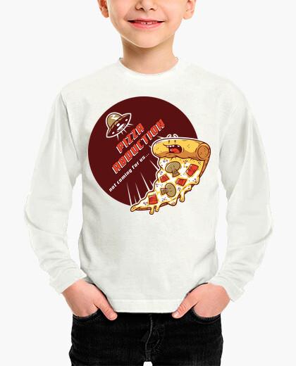 Ropa infantil Pizza Abduction