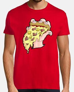 pizza alimentaire