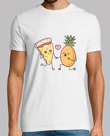 Pizza con Piña: una Historia de Amor
