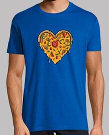 Pizza de amor